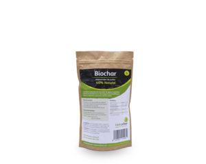 Biochar Livingchar 1L | Biocarbó 100% Natural