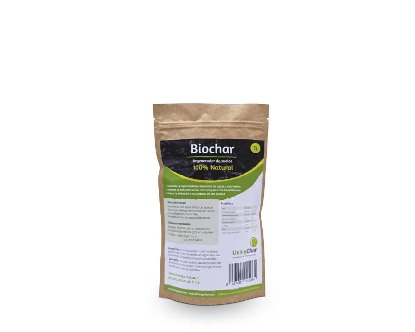 Biochar-Livingchar-1L